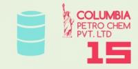 Columbia Petro 15--кинематическая вязкость 14 - 18